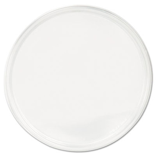 Fabri-Kal PolyPro Microwavable Deli Container Lids  Clear  500 Carton (FAB PPLID)