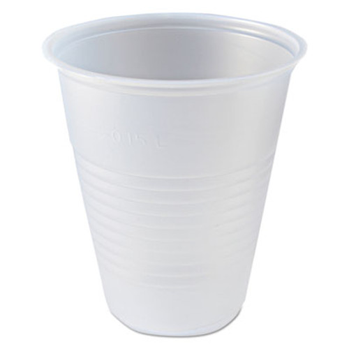 Fabri-Kal RK Ribbed Cold Drink Cups  7 oz  Clear (FAB RK7)