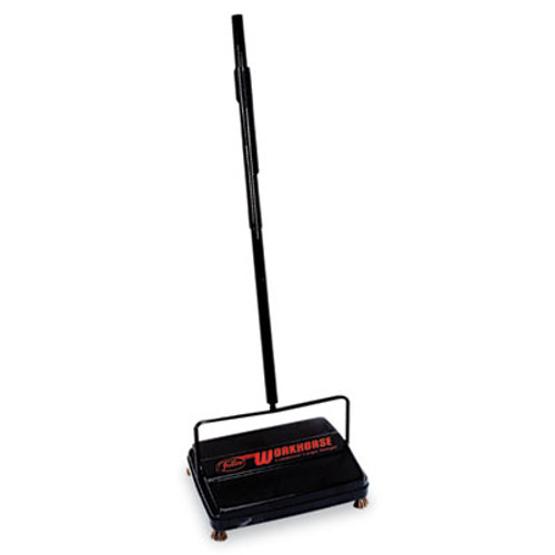 Franklin Cleaning Technology Workhorse Carpet Sweeper  46   Black (FRK 39357)