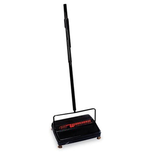 Franklin Cleaning Technology Workhorse Carpet Sweeper  46   Black (FRK 39357)