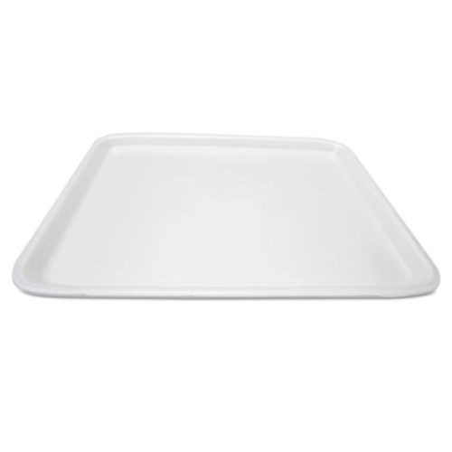 Genpak Supermarket Tray, Foam, White, 18 x 14, 100/Carton (GNP 11418WH)