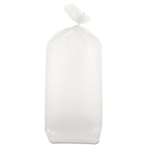 Inteplast Group Get Reddi Bread Bag, 5 x 4-1/2 x 18, 0.75 Mil, Large Cap., Clear, 1000/Carton (IBS PB050418)