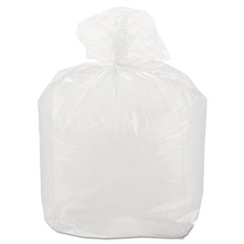 Inteplast Group Get Reddi Bread Bag, 5 x 4-1/2 x 15, 0.75 Mil, Medium Cap., Clear, 1000/Carton (IBS PB054515)