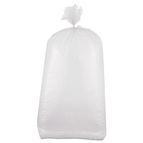 Inteplast Group Get Reddi Bread Bag, 8x3x20, 0.80 Mil, Extra-Large Capacity, Clear, 1000/Carton (IBS PB080320M)