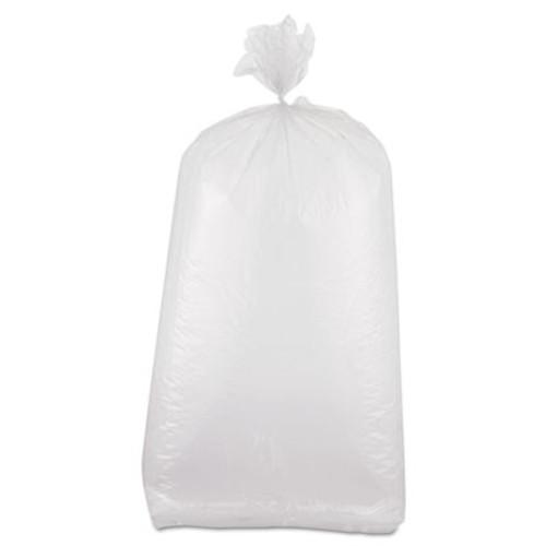 Inteplast Group Food Bags  0 8 mil  8  x 20   Clear  1 000 Carton (IBS PB080320M)