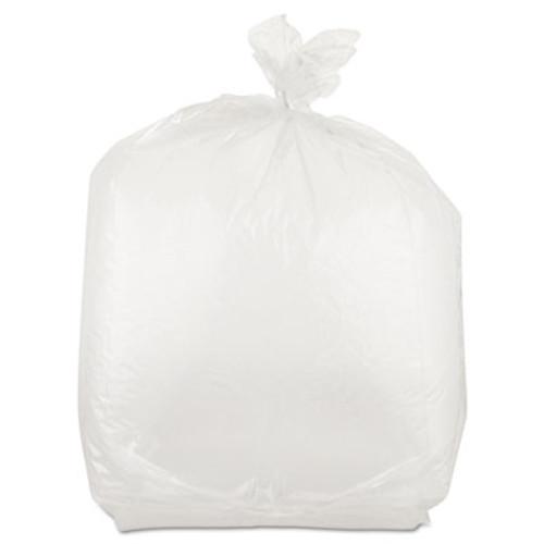 Inteplast Group Food Bags  22 qt  1 mil  10  x 24   Clear  500 Carton (IBS PB100824)