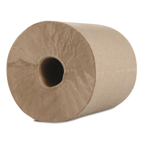Morcon Tissue Morsoft Universal Roll Towels  Kraft  1-Ply  600 ft  7 8  Dia  12 Rolls Carton (MOR R12600)