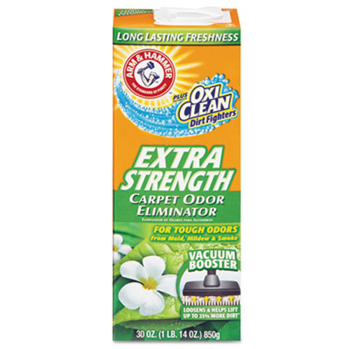 Arm & Hammer Deodorizing Carpet Cleaning Powder  Fresh  30 oz (CDC 33200-11538)
