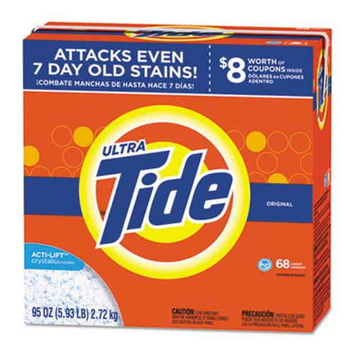 Tide HE Laundry Detergent  Original Scent  Powder  95 oz Box  3 Carton (PGC 84997)