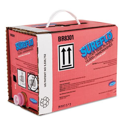 Bobrick SureFlo Pink Lotion Soap Cartridge  12 L Tank Cartridge (BOB 81212)