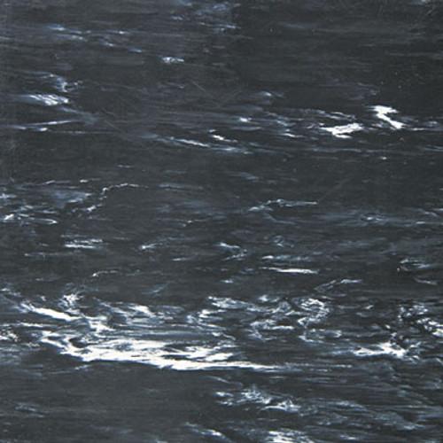 Crown Cushion-Step Surface Mat  36 x 60  Marbleized Rubber  Black (CRO CU3660S BLA)