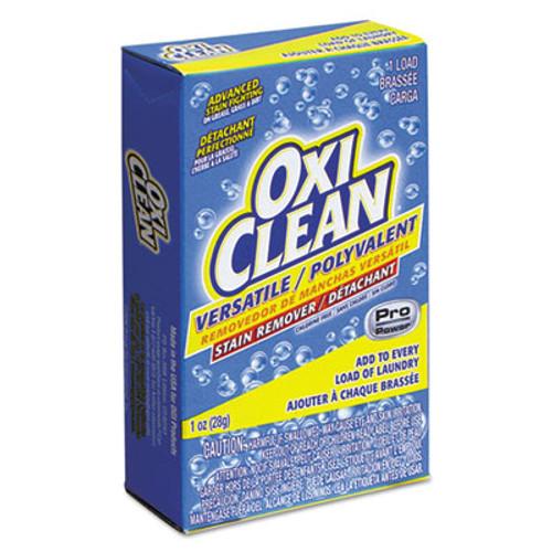 OxiClean Versatile Stain Remover Vend-Box  1-Load  1oz Box  156 Carton (VEN 5165500)