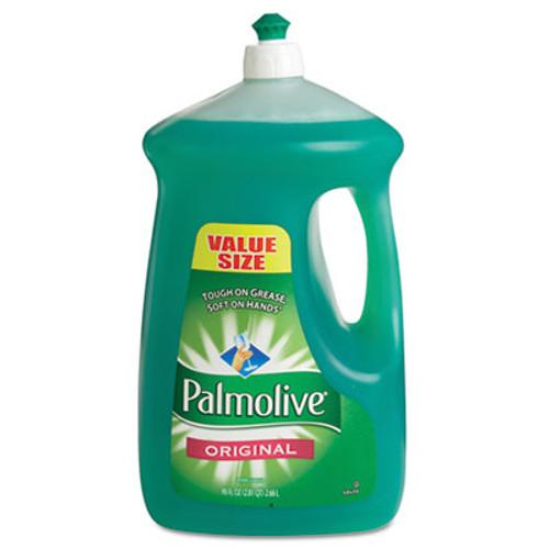 Palmolive Dishwashing Liquid  Original Scent  Green  90oz Bottle  4 Carton (CPC 46157)
