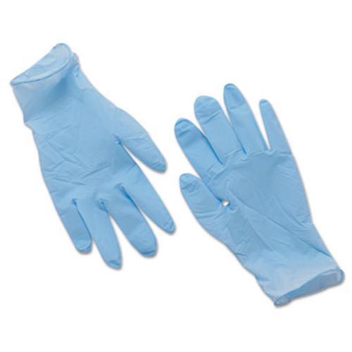 GEN General-Purpose Nitrile Gloves, Powder-Free, Medium, Blue, 5mil, 100/Box, 10/CT (GEN 8981M)