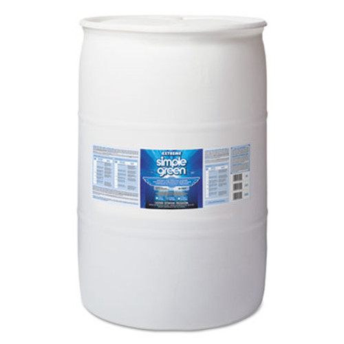 Simple Green Extreme Aircraft   Precision Equipment Cleaner  55 Gal Drum  Neutral Scent (SMP 13455)