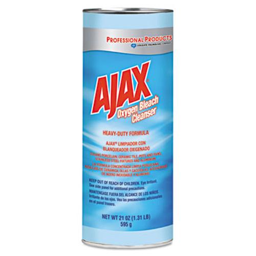 Ajax Oxygen Bleach Powder Cleanser  21oz Can  24 Carton (CPC 14278)