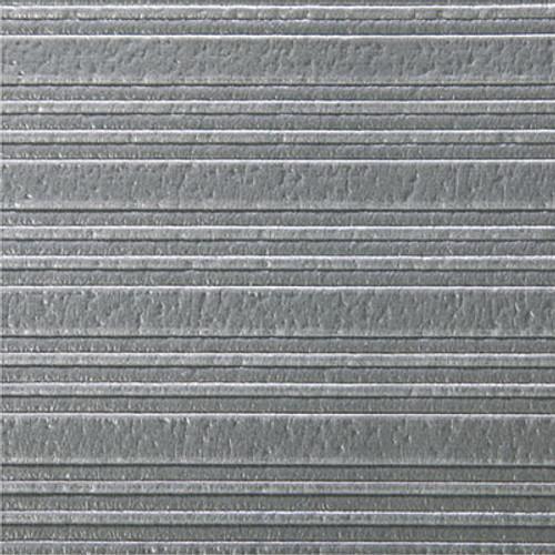 Crown Ribbed Anti-Fatigue Mat, Vinyl, 36 x 60, Gray (CRO FL3660 GRA)
