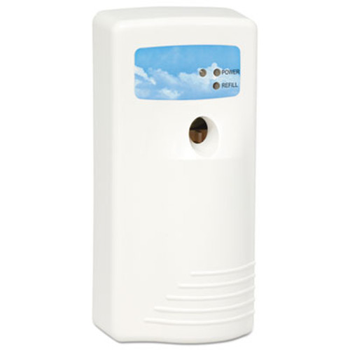 Hospital Specialty Co. Air Sanitizer Dispenser, Aerosol, 5 x 3 3/4 x 8 1/2, White (HOS 07521)