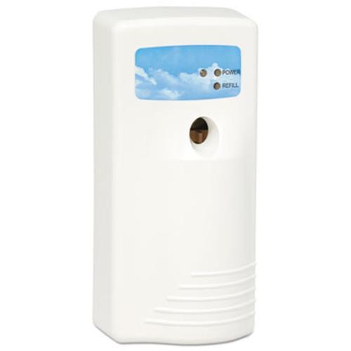 HOSPECO Stratus II Metered Aerosol Dispenser    5  x 3 75  x 8 5   White (HOS 07521)