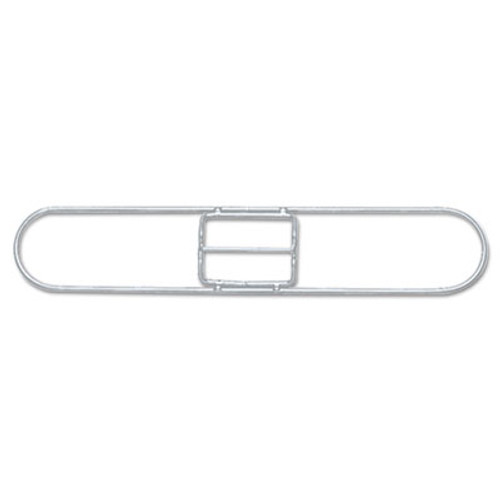 Boardwalk Clip-On Dust Mop Frame  18w x 5d  Zinc Plated (UNS 1418)