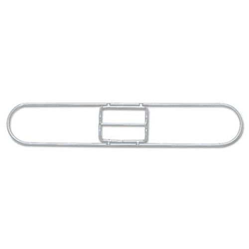 Boardwalk Clip-On Dust Mop Frame  18w x 5d  Zinc Plated (UNS 1418)