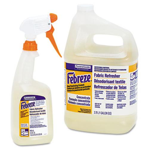 Febreze Professional Deep Penetrating Fabric Refresher  5X Concentrate  1 gal  2 Carton (PGC 36551)