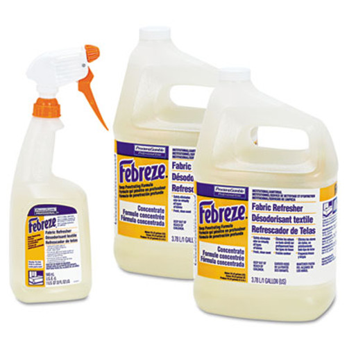 Febreze Professional Deep Penetrating Fabric Refresher  5X Concentrate  1 gal  2 Carton (PGC 36551)