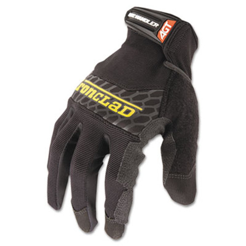 Ironclad Box Handler Gloves, Black, Large, Pair (IRN BHG04L)