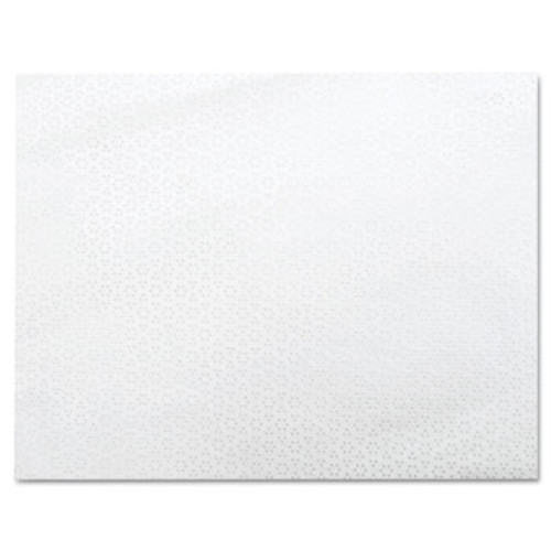 SCRUBS White Board Cleaner Wipes  Cloth  8 x 6  White  120 Canister  6 Carton (DYM 90891)
