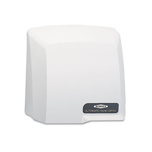 Bobrick Compact Automatic Hand Dryer  115V  Gray (BOB 710)