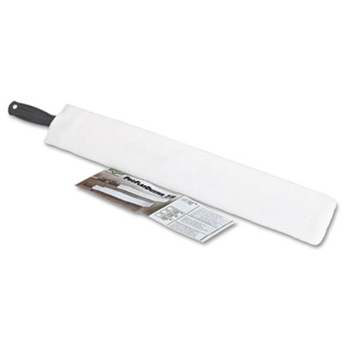 Unger Proflat Duster 75  Reusable Microfiber  Washable  30  Length (UNG PFD7G)