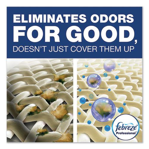 Febreze Professional Deep Penetrating Fabric Refresher  Fresh Clean  32 oz Spray  8 Carton (PGC 03259)