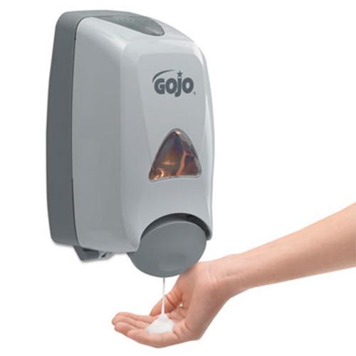 GOJO FMX-12 Foam Hand Wash, Fresh Fruit, FMX-12 Dispenser, 1250mL Pump, 3/Carton (GOJ 5162-03)