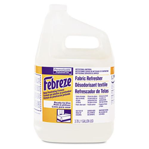 Febreze Professional Deep Penetrating Fabric Refresher  Fresh Clean  1 gal  3 Carton (PGC 33032)