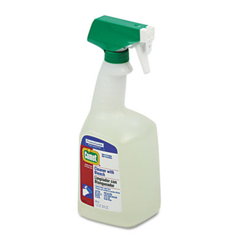 Comet Cleaner with Bleach  32 oz Spray Bottle  8 Carton (PGC 02287)