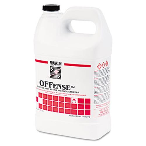 Franklin Cleaning Technology OFFense Floor Stripper  1gal Bottle  4 Carton (FRK F218022)