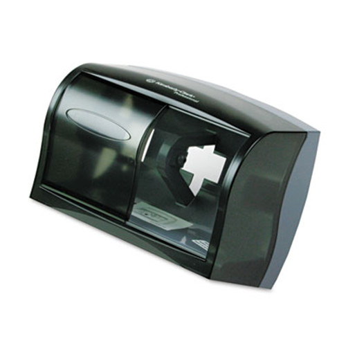 Scott Essential Coreless SRB Tissue Dispenser  11 1 x 6 x 7 63  Black (KCC 09604)