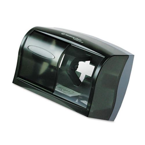 Scott Essential Coreless SRB Tissue Dispenser  11 1 x 6 x 7 63  Black (KCC 09604)