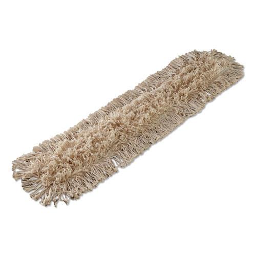 Boardwalk Industrial Dust Mop Head  Hygrade Cotton  36w x 5d  White (UNS 1336)