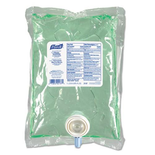 PURELL Advanced Hand Sanitizer Soothing Gel NXT Refill  1000 mL  8 Carton (GOJ 2137-08)