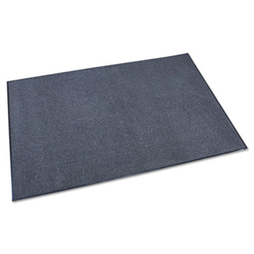 Crown Rely-On Olefin Indoor Wiper Mat  48 x 72  Charcoal (CRO GS46 CHA)
