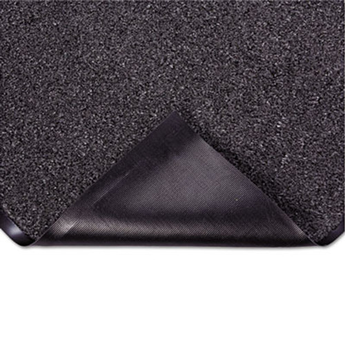 Crown Rely-On Olefin Indoor Wiper Mat, 48 x 72, Charcoal (CRO GS46 CHA)