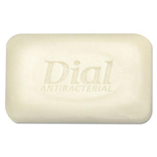 Dial Antibacterial Deodorant Bar Soap  Unwrapped  White  2 5oz  200 Carton (DIA 00098)