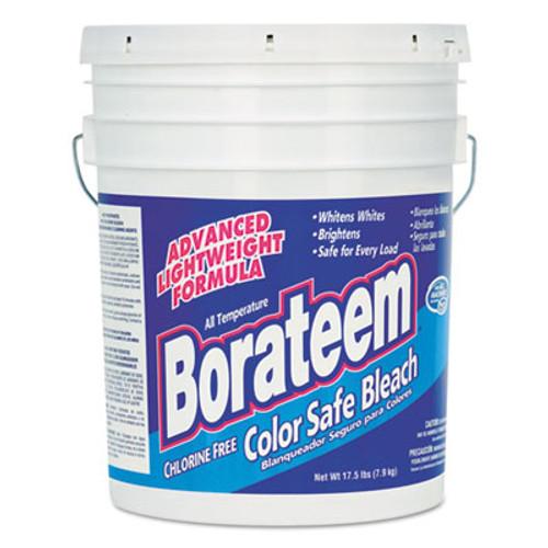 BorateemA Chlorine-Free Color Safe Bleach, Powder, 17.5 lb. Pail (DIA 00145)