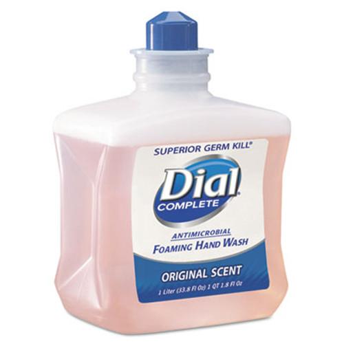 Dial Professional Antimicrobial Foaming Hand Wash  1000mL Refill  6 Carton (DIA 00162)