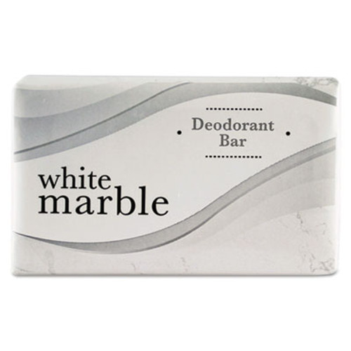 Dial Amenities Individually Wrapped Deodorant Bar Soap, White, .75oz Bar, 1000/Carton (DIA 00184)