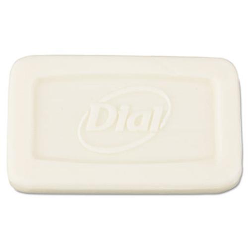 Dial Amenities Individually Wrapped Deodorant Bar Soap  White    1 1 2 Bar  500 Carton (DIA 00194)