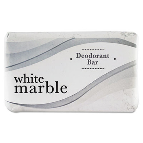 Dial Amenities Individually Wrapped Deodorant Bar Soap  White    3 Bar  200 Carton (DIA 00197)