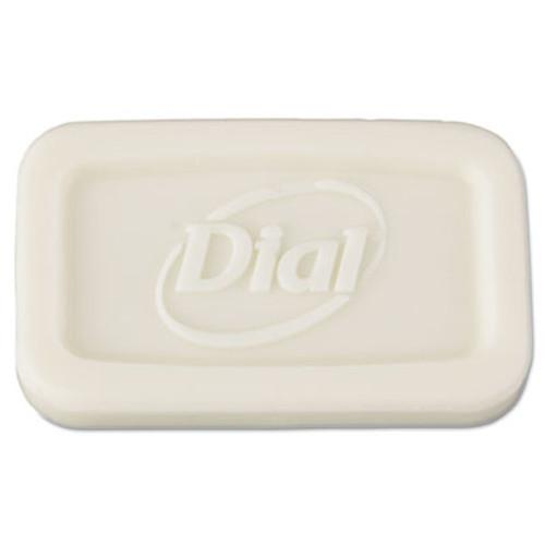 Dial Amenities Individually Wrapped Basics Bar Soap    3 4 Bar  1000 Carton (DIA 06009)