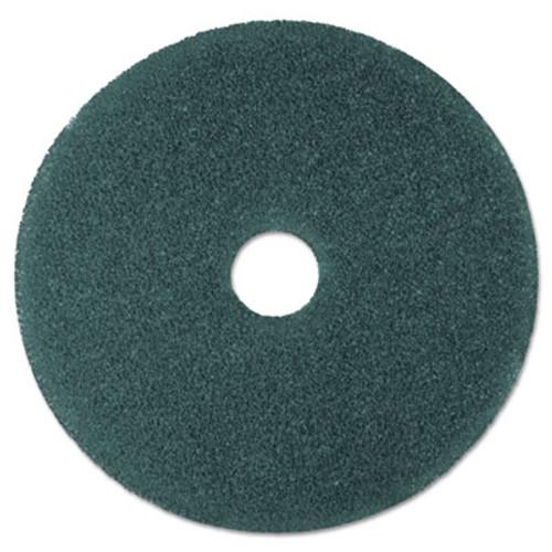 3M Cleaner Floor Pad 5300  19  Diameter  Blue  5 Carton (MCO 08412)